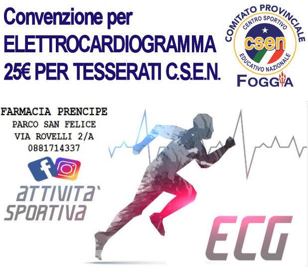 Convenzione Elettrocardiagramma