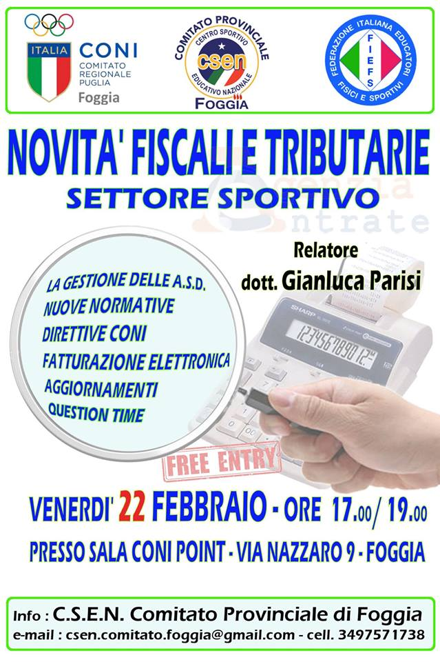 Gestione A.S.D.